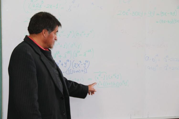 Educación Secundaria: Matemática
