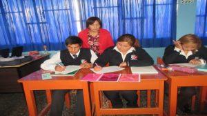 Educación Secundaria: Ciencias Sociales
